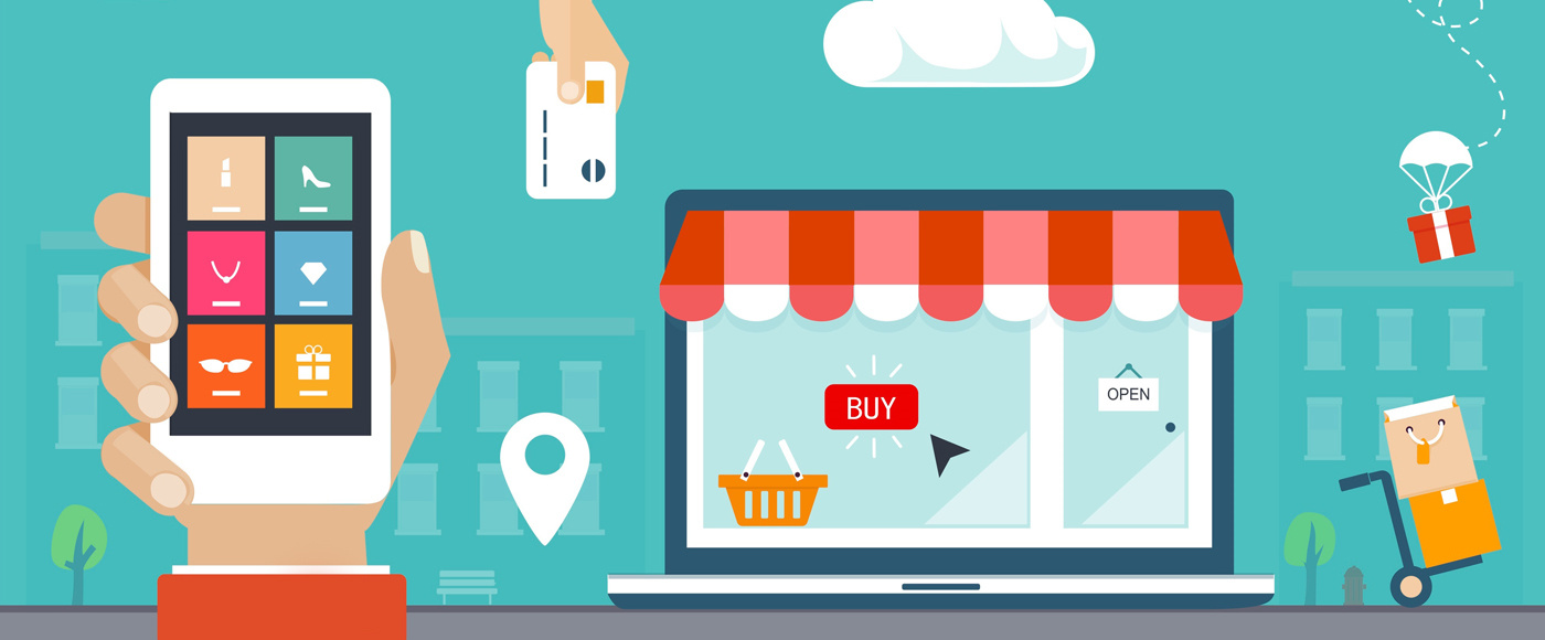 Online Shopping eCommerce Websites - Durban Johannesburg Cape Town South Africa