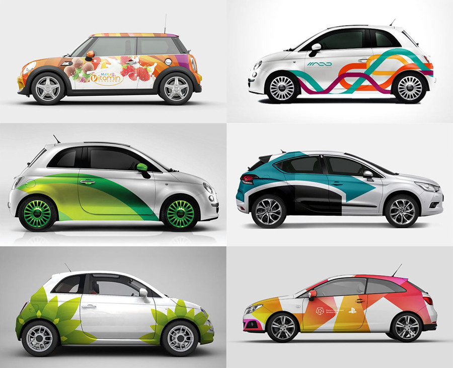 Awesome Vehicle Branding Wraps Car Wrap Vinyl Decals Durban